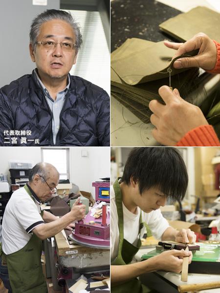 """""""「ピッティ・ウオモ」に出展。 「日本の文化を感じる」との評価で 各国セレクトショップとの契約も"""