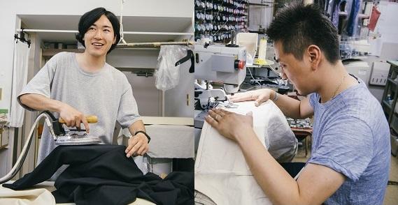 """""""同じものをつくることがない,それがこの仕事の魅力。 日本の高い技術力を守りたい"""